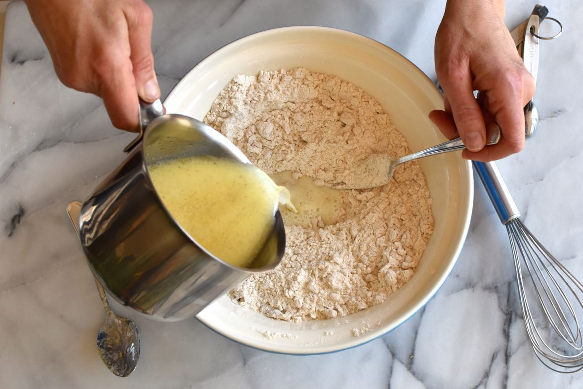 Nazareno hot cross bun, Ía Mama a blog