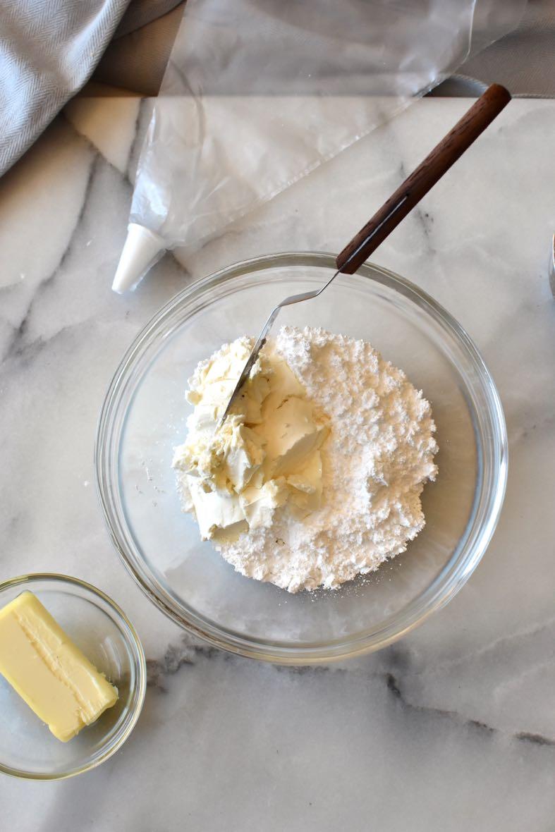 Cream cheese frosting, Mama ía blog
