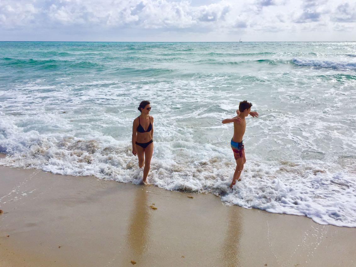 Miami Beach, Mama ía blog