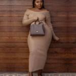 Lina Maxi Knit Dress