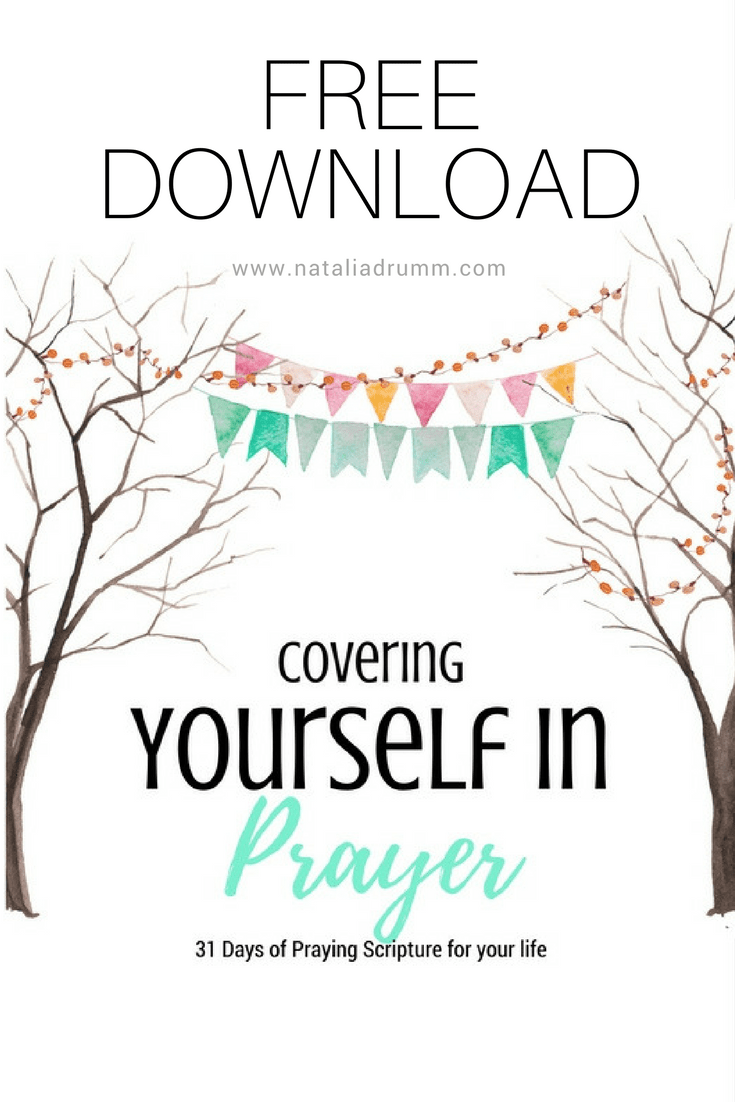 Covering Yourself in Prayer Download