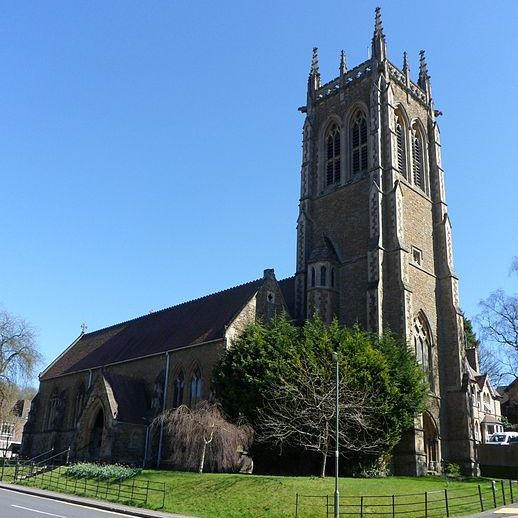 St John the Evangelist, Caterham