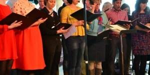 Belsize Community Choir at Southbank Centre Chorus Festival