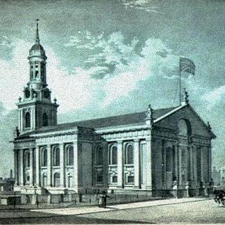 St Alfege Greenwich