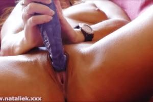 Natalie K porn adult top50 2016 toys, dildos