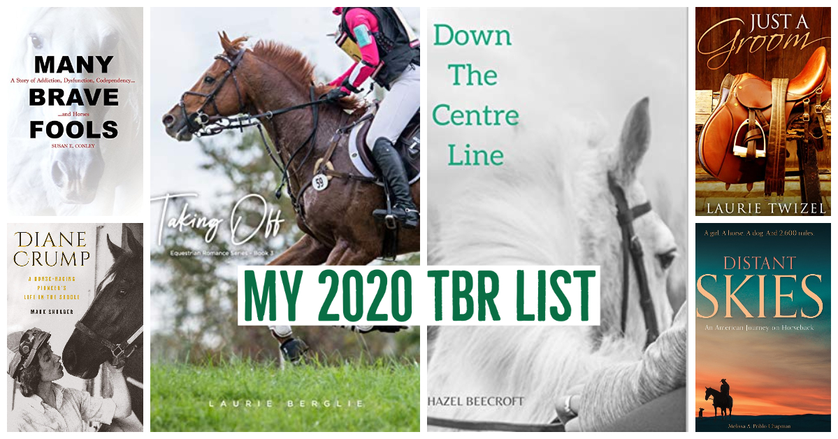 Horse books to read in 2020