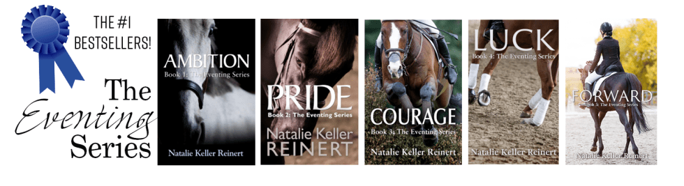 The Eventing Series Books