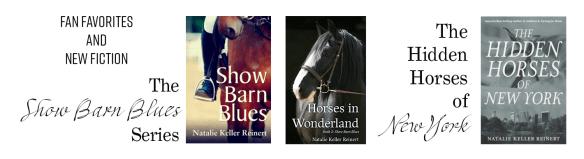 Show Barn Blues Series Header