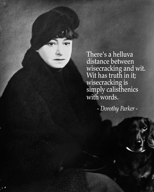 Dorothy Parker Love Quotes