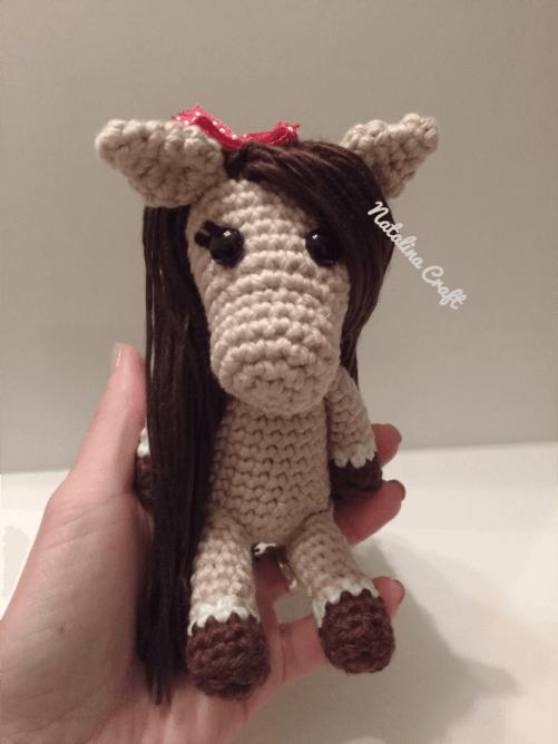 Little Amigurumi Bunny - Free Crochet Pattern - Stella's Yarn Universe | 668x501