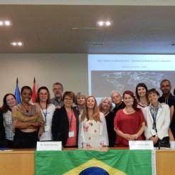 V Encontro Mundial de Escritores Brasileiros no Exterior, Kaslik, Líbano, 14.09.2017.