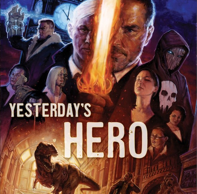 Jonathan Wood's No Hero and Yesterday's Hero are FREE at Wired!