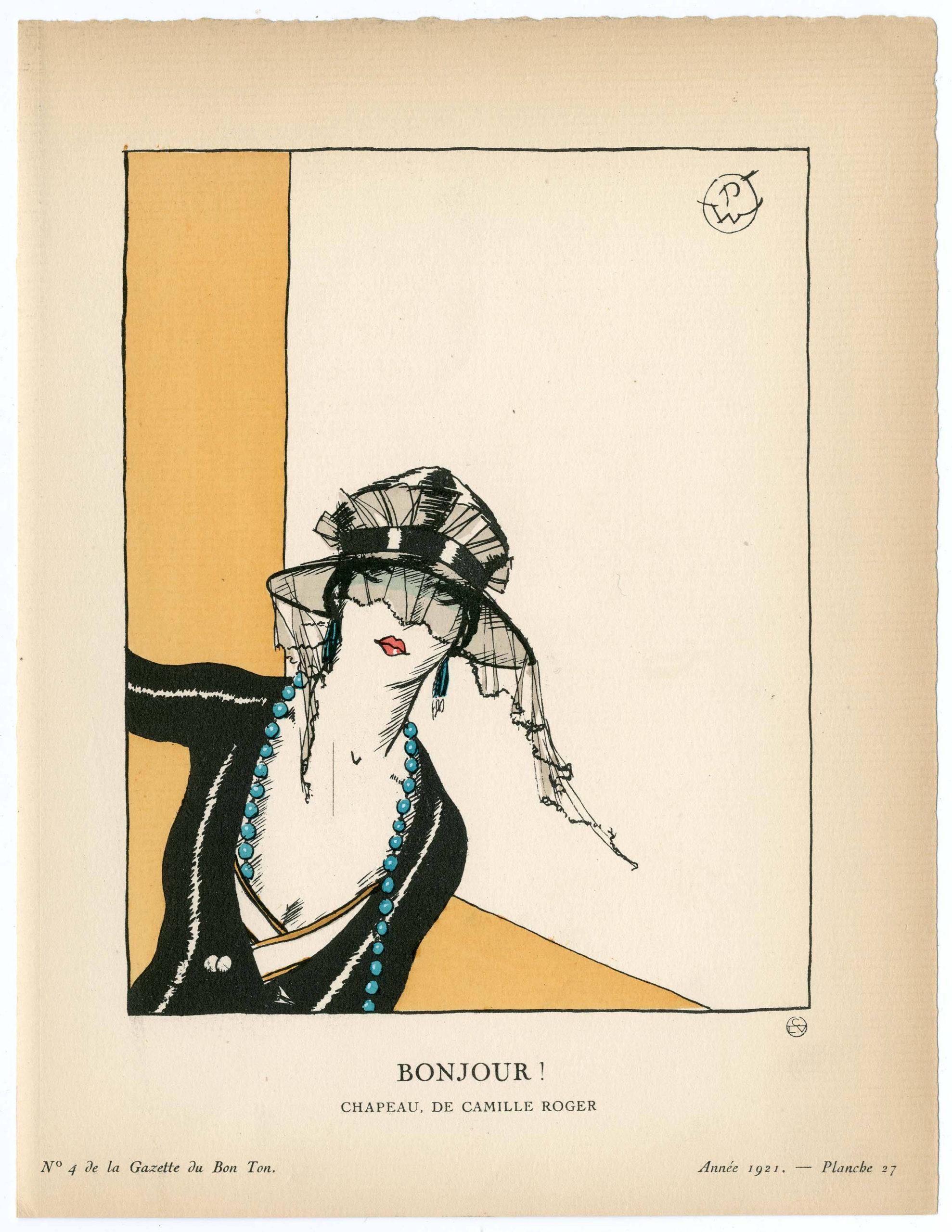 Fashion Flashback: The Roaring, Rebellious 1920s