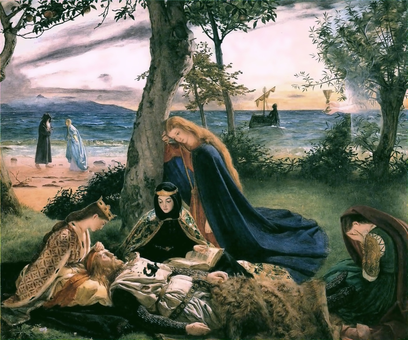 All About Arthur and Guinevere