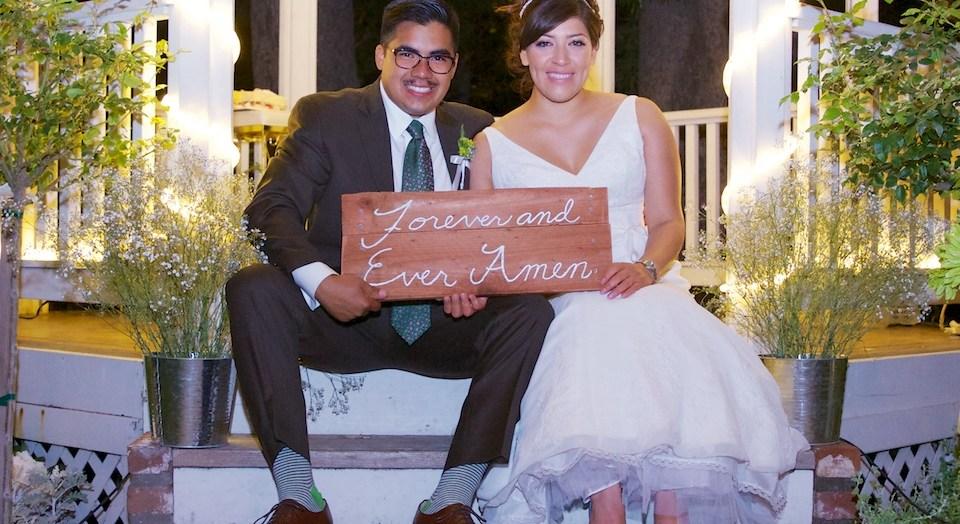Liz & Daniel's Wedding {Corona Wedding Photography}