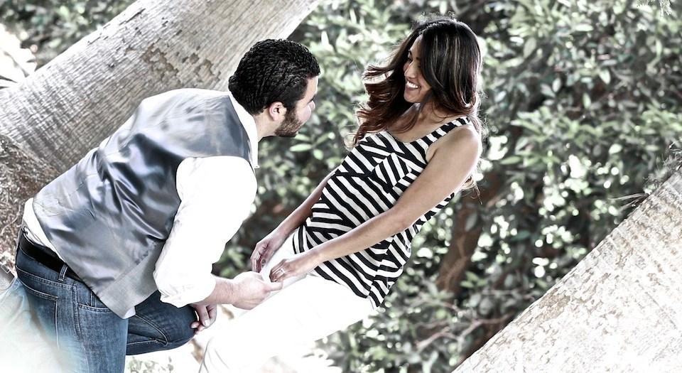 Vanessa & David's Engagement {Redlands Wedding Photography}