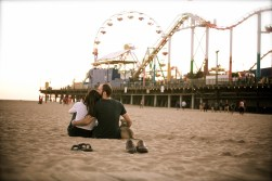 Santa Monica Engagement