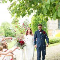 Festival Wedding in Yorkshire: Derek & Fran