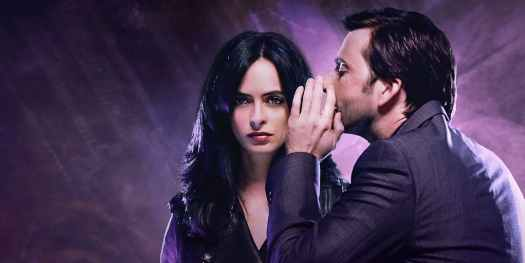 Jessica Jones e Kilgrave