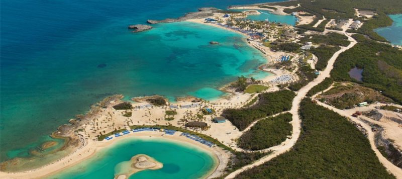 Great Stirrup Cay - Ilha da Norwegian Cruise Line