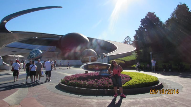 Mission Space - Epcot
