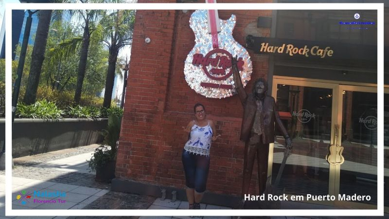 Hard Rock Cafe Puerto Madero