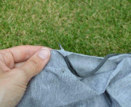 shirt lacing