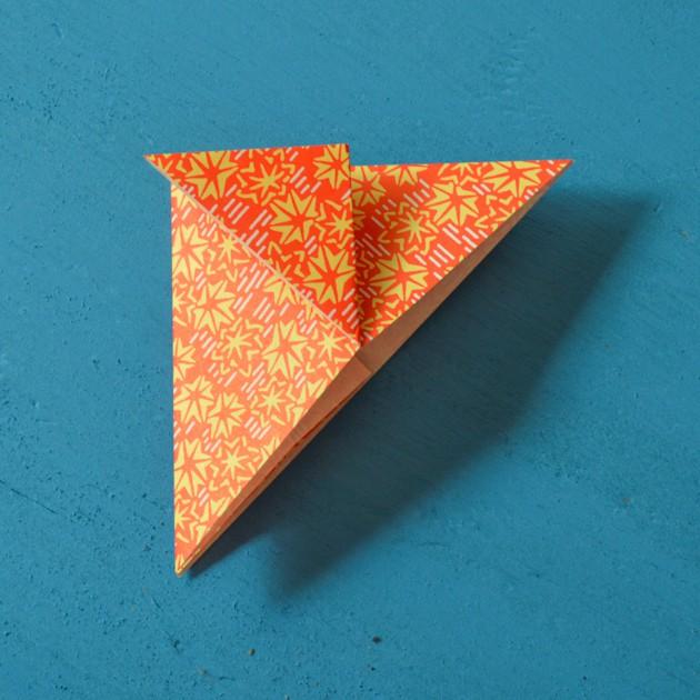 Diy Origami Lantern Garland The Artisan Life