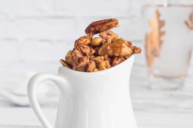 Paleo Chai Spice Granola
