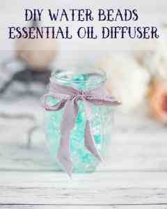 Water Beads Essential Oil Diffuser