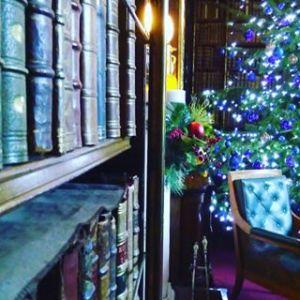 Chatsworth House Christmas Tree
