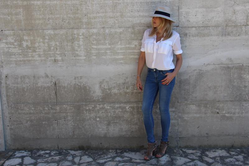 Come Scegliere i Jeans Adatti al Tuo Corpo skinny