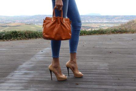 -Come portare bene i jeans dopo i 40 scarpe