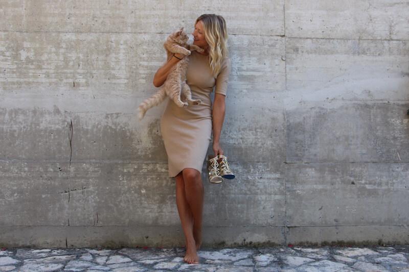 sembrare più alta senza tacchi Natasha Stefanenko