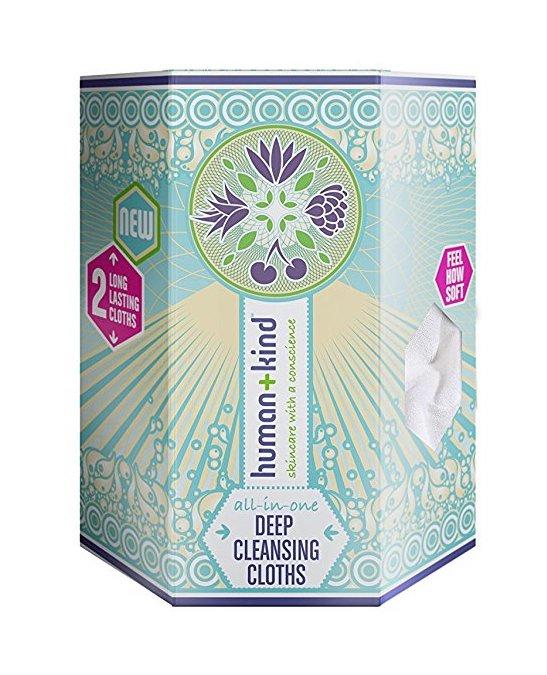 detergenti viso human kind