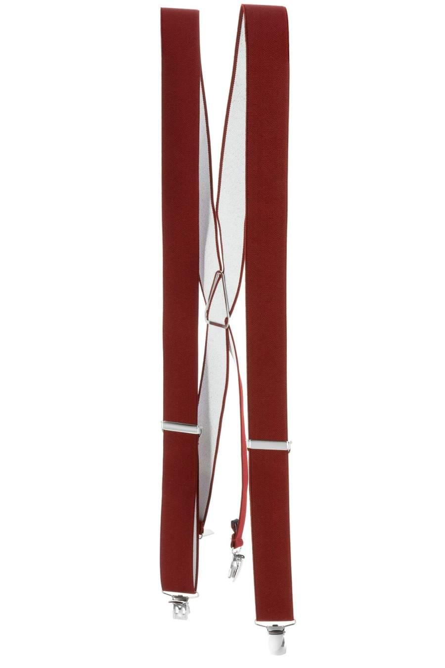 regali di San Valentino originali per lui bretelle rosse