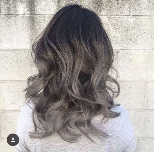 Tendenze capelli 2017  i colori perfetti a 30 d68835f0e1bb