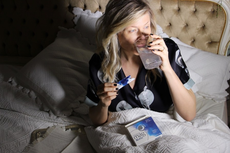 benessere notturno Natashasway Mag notte relax riposo