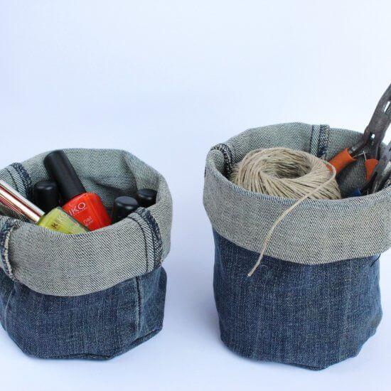 modi curiosi di riciclare i jeans craftgawker