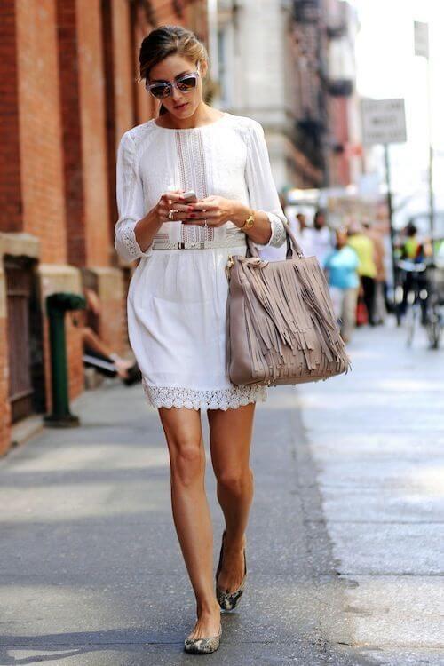 abito bianco fashionsgirl.com