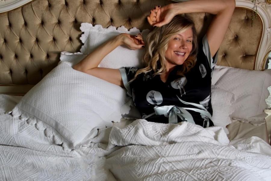 riposare bene Natasha Stefanenko