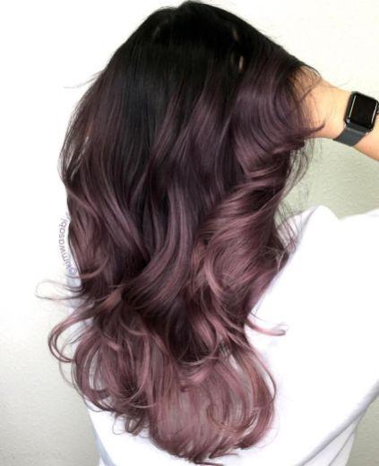 I nuovi colori capelli 2018 Nona Gaya