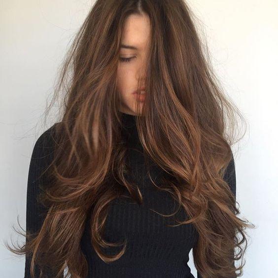 I nuovi colori capelli 2018 pinterest 4