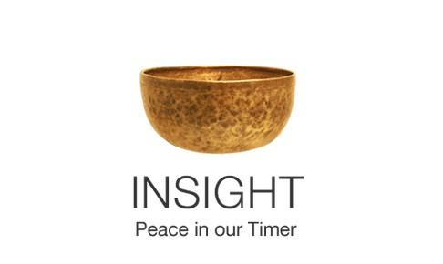 App per praticare la meditazione insight timer