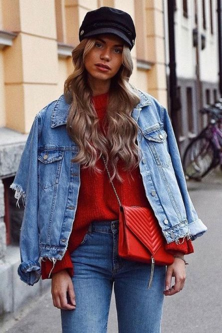 Jeans e denim 2018 10 idee per indossarlo InStyle Germany