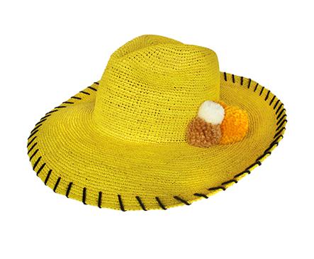 Benvenuto Aprile cappello paglia