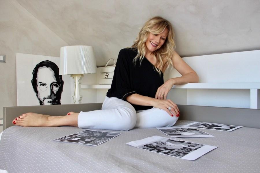 Идеи декора для дома в черно-белой гамме, вдохновение Наташи Стефаненко
