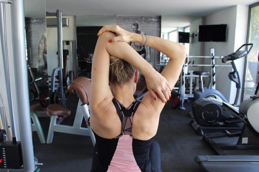 4 esercizi imbattibili per braccia perfette Stefanenko Natasha stretching