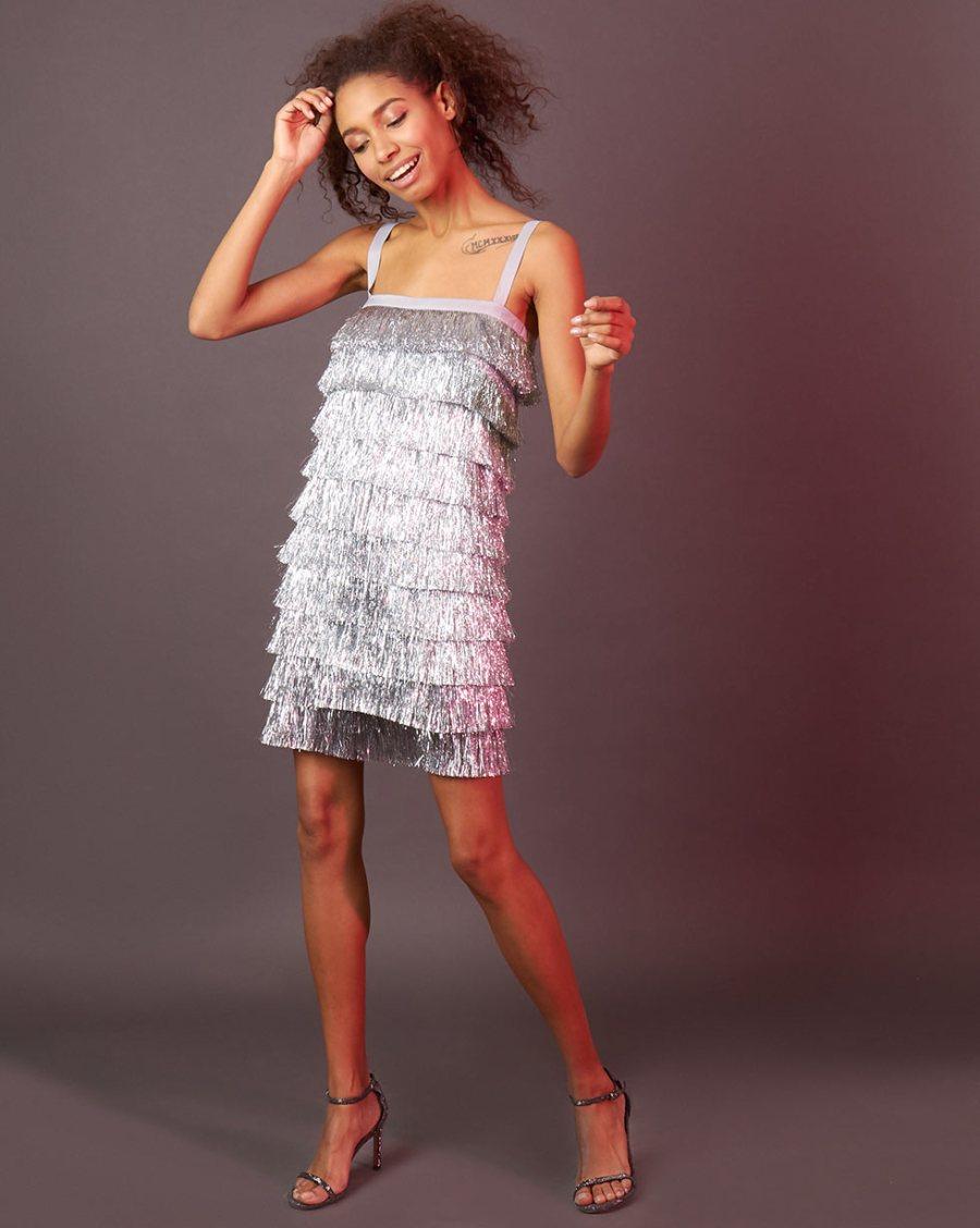 Недорогое праздничное платье, 12storeez