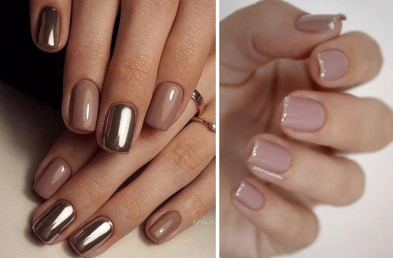 Make up delle Feste Qualche idea per brillare mani unghie